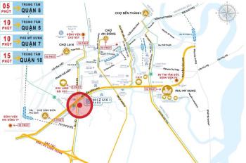 Bán đất nền sổ đỏ riêng cách MT Quốc Lộ 50 50m, xây dựng tự do, DT 68m2. LH: 0902826966