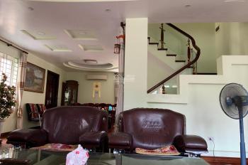 Bán biệt thự đơn lập KĐT Tây Nam Linh Đàm, 220m2 * 4T, nội thất đầy đủ: 23 tỷ có thương lượng