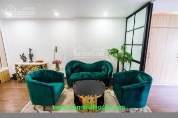 Căn hộ 1 phòng ngủ nội thất hiện đại cho thuê tại quận Hai Bà Trưng, Hà Nội. 0983739032