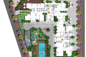 Suất ngoại giao căn 603A - 125,7m2 hướng ĐN Và 1804B - 105m2 - 3PN CC E2 Chelsea Residences