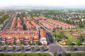 Baria Residence Hùng Vương, 4 mặt tiền TP Bà Rịa 1.38 tỷ/lô sổ đỏ thổ cư, nhận nền ngay. 0903124589