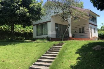 Nhượng QSD 3000m2 khuôn viên biệt thự nhà vườn tại Yên Bài, Ba Vì
