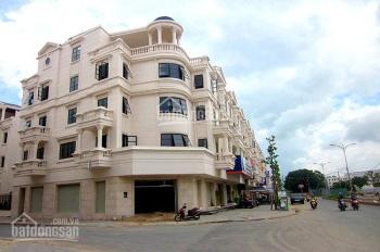 Bán nhà quận Gò Vấp, căn góc 2 mặt tiền đường Nguyễn Văn Lượng, diện tích 131m2, trệt + 4 lầu