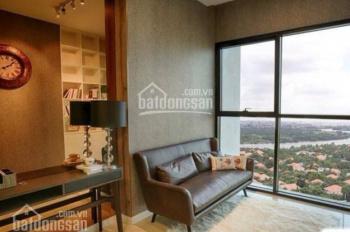 Cho thuê gấp căn hộ The Ascent 2PN giá 19tr/tháng 70m2, tầng 23, view sông, LH 098 587 914