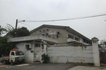 Bán nhà xưởng 16361m2, mặt tiền, gần Nguyễn Văn Bứa