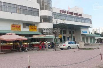 Bán đất KDC Bình Khánh Q2 ngay chợ Bình Khánh, 2ty8 - 80m2, SHR - 0931346606 Nhi (miễn trung gian)