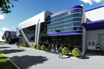 Kho xưởng dựng sẵn cho thuê Vsip Bắc Ninh, giải pháp logistics cho các doanh nghiệp vừa và nhỏ