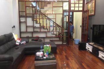 Cho thuê nhà ngõ 91 Trần Duy Hưng 70m2, 5 tầng, MT5m thiết kế hiện đại giá 35 triệu/tháng