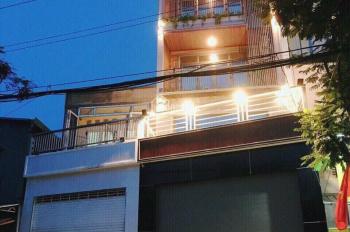 Bán nhà mặt tiền Nguyễn Lương Bằng nối dài, quận 7, nhà mới xây, đẹp, giá 14,5 tỷ. LH: 0962381428
