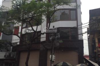 Cho thuê nhà MP Hàm Long, 110m2 x 3 tầng, MT 11m, giá 100tr/th, nhà mới, thông sàn