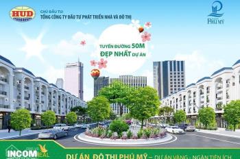 Shophouse 5 tầng khu đô thị Phú Mỹ - Trung tâm Tp Quảng Ngãi
