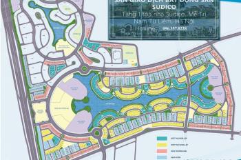 Chính chủ muốn bán lô biệt thự TT 6 ven hồ 2ha thuộc khu đô thị Nam An Khánh