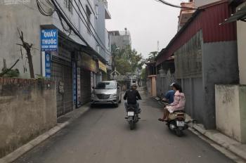Bán lô đất 62m2 hai mặt tiền tại Đào Xuyên, Đa Tốn, Gia Lâm, Hà Nội, LH 0976366532