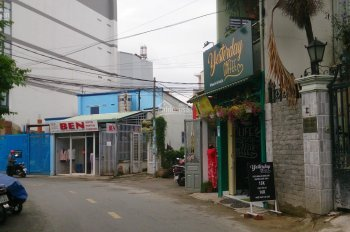 Bán nhà đường 6, Nguyễn Thị Định, phường Bình Trưng Tây, Q2 - Nhà mặt đường kinh doanh, 6,8 tỷ