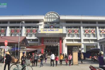 Bán nhà 2 tầng 2 mặt tiền kinh doanh 2 mặt thoáng - 0911921092 ngay chợ đầu mối tỉnh Quảng Ngãi