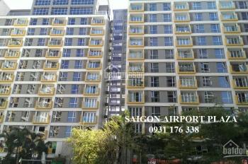 Bán căn hộ Sài Gòn Airport Plaza 2PN, 95m2, giá chỉ 3.9 tỷ, đủ nội thất, LH 0931.176.338