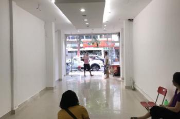 Cho thuê cửa hàng mặt phố Thái Hà 90m2, mặt tiền 4m, riêng biệt