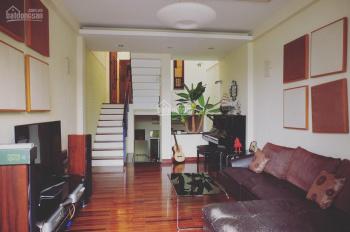 Chính chủ bán nhà đẹp mặt phố 4 tầng, 75m2, hướng ĐN, đường 25m khu Bồ Đề, Long Biên, DT 75m2