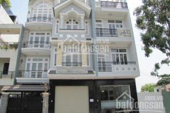 Bán nhà MT đường D, Phường 25, Q. Bình Thạnh, DT 4.5x25m, giá 16 tỷ