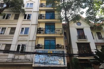 Cho thuê nhà mặt phố 45 Hàng Bún, diện tích 70m2x7T, mặt tiền 4m. Thông sàn có thang máy
