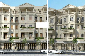 Cho thuê nhà liên kế khu Cityland Park Hills số 18 Phan Văn Trị, Gò Vấp, HCM