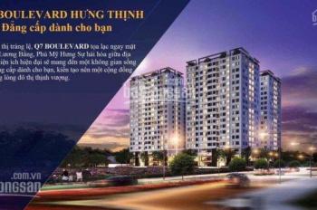 Hưng Thịnh Corp mở bán dự án căn hộ mặt tiền Nguyễn Lương Bằng Phú Mỹ giá chỉ 1,9 tỷ/căn 0909675849