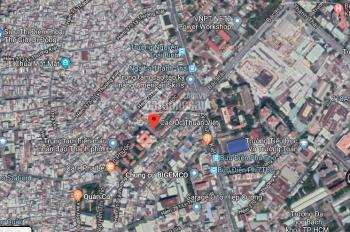 Bán căn hộ Penthouse có sân vườn chung cư Thuận Việt Q11, TPHCM - sở hữu 1 chỗ đậu xe hơi vĩnh viễn
