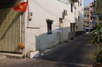 Nhà cấp 4, góc 2 mặt tiền hẻm 5m 762 Hồng Bàng, P1. DT: 4,1x13m, giá: 6,4 tỷ(TL)