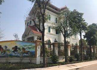Bán biệt thự tại khu đô thị An Huy, TP. Bắc Ninh, DT 615,4m2, 23 tỷ