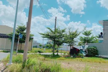 Cần tiền sang lại lô góc hai mặt tiền trong khu dân cư Hai Thành MR MT Trần Văn Giàu. Sổ hồng riêng