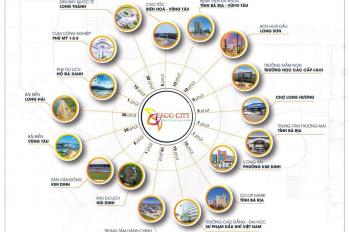 Dự án Sago City Bà Rịa - cơ hội vàng cho các nhà đầu tư