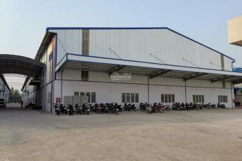 Bán xưởng mới xây tại KCN Tân Đô, Long An, 155 tỷ, 18.000m2, LH: 09.3639.3632