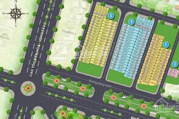 Chính chủ bán lô B19 (đường 20m) dự án Golden City Bà Rịa - Vũng Tàu, DT: 5x20m, giá 15tr/m2