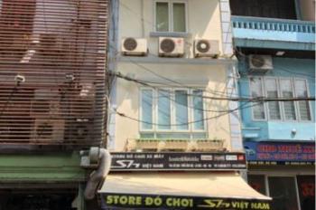 Bán nhà 29.5m2, chính chủ mặt phố 35D Cảm Hội, đang cho thuê tốt, đối diện trụ sở VPBank