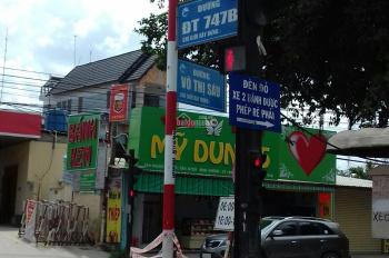 Cần bán đất đường Võ Thị Sáu, Đông Hòa, Dĩ An, BD, giá 1 tỷ 2, 80m2, SHR, thổ cư, 0939278962