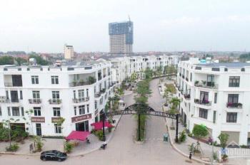 Bán lô liền kề 83m2 tại thành phố Bắc Giang