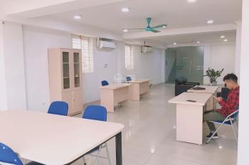 Văn phòng 55m2 tòa VP 8 tầng MP Hoàng Văn Thái, full DV, SD ngay, VT đẹp, giá tốt. LH: 0917.531.468