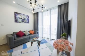 Cho thuê chung cư Vinhomes Sky Lake Phạm Hùng, 3 phòng ngủ, full đồ giá từ 25tr/th (view bể bơi)