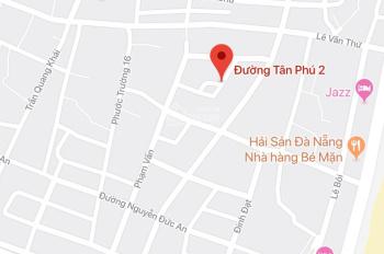 Cần bán đất số 20 Tân Phú 2, lô 1438 K48 Tân Phú 2, phường Mân Thái, Sơn Trà, Đà Nẵng, 7,5 tỷ