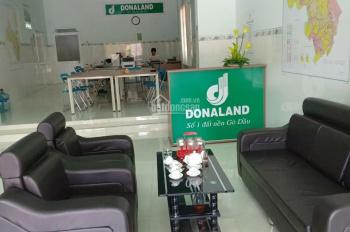 Cho thuê mặt bằng Quốc Lộ 22B, ngay thị trấn Gò Dầu, Tây Ninh, 5.5x30m chỉ 7tr