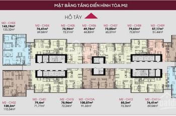 Bán gấp căn hộ Liễu Giai, sổ đỏ chính chủ, M3 - 1x01, giá 6,2 tỷ. Ban công Đông Nam