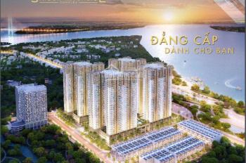 Chính chủ cần bán gấp căn hộ Q7 Saigon Riverside quận 7 2PN 1WC view sông Sài Gòn giá rẻ 0903414059