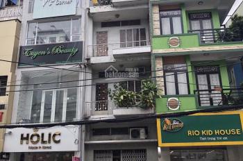 Cho thuê nhà nguyên căn MT Nguyễn Thái Học - Quận 1, trệt, 3 lầu, vỉa hè rộng, giá 70tr/th
