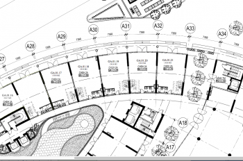Bán shophouse căn hộ Gateway, diện tích 130m2, giá 8 tỷ 500 triệu, 1 trệt 1 lầu