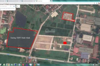 Bán đất đấu giá xã Bình Minh - Thanh Oai