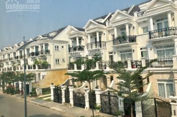 Bán nhà đường số 2 KDC Cityland Phan Văn Trị, DT sàn 380m2, sổ hồng