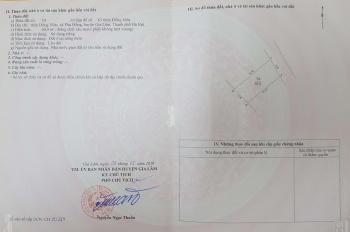 Bán mảnh đất đấu giá 60m2 X5 Đổng Viên, xã Phù Đổng, Gia Lâm. LH 0917323188