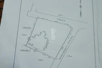 Bán biệt thự cũ 2 mặt tiền, DT 25x43m=995,4m2