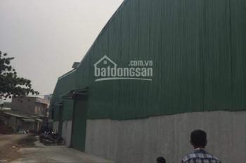 Nhà xưởng 1.100m2 xe công ra vào đường Tân Kỳ Tân Quý cần cho thuê. LH 0902556323