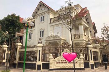 Bán biệt thự lô góc vip nhất Tây Nam Linh Đàm. Diện tích 287,5m2, mặt tiền 15m, LH: 0989864579